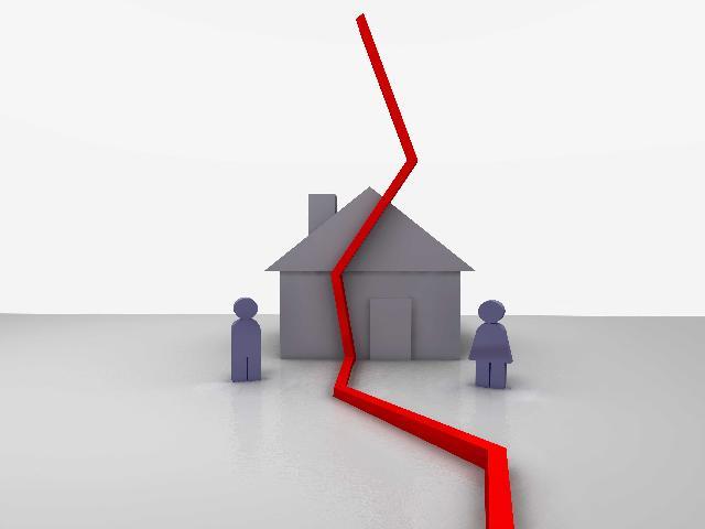 разделение квартиры в ипотеке при разводе