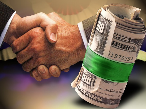 Кредит с плохой кредитной историей за откат