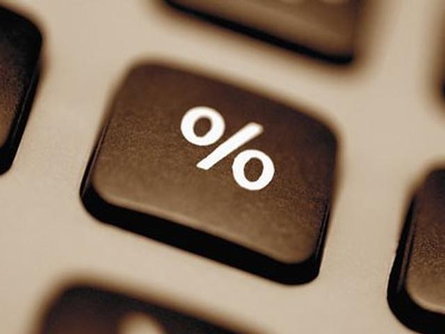 Проценты по кредитам сейчас