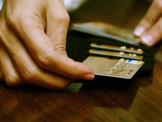 Обналичиваем карточки банков