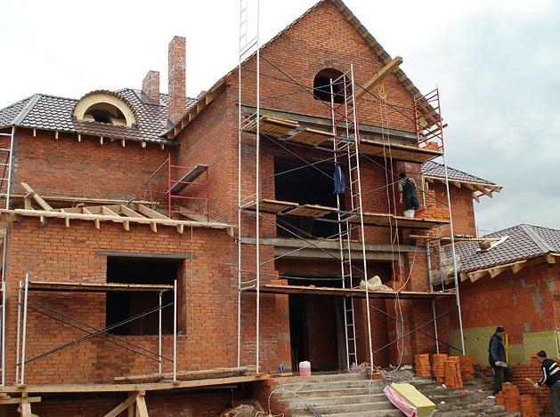 Строим дом в кредит без первого взноса