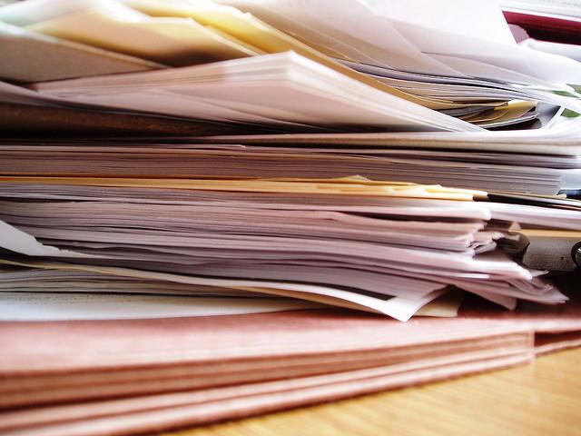 Документы на получение кредита