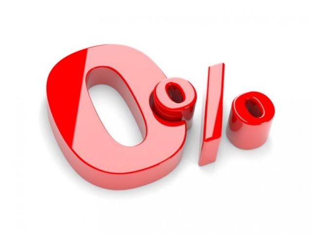 Беспроцентный кредит от Сбербанка