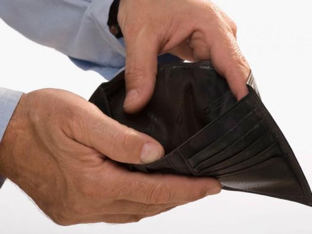 Погашаем кредит с отсутствием денег