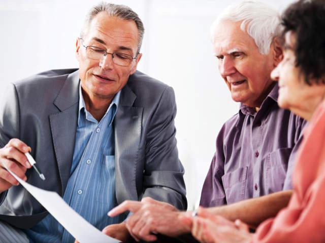Сбербанк кредитует пенсионеров