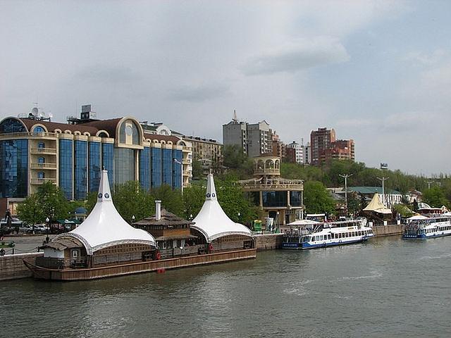 Банки Ростова кредитуют население