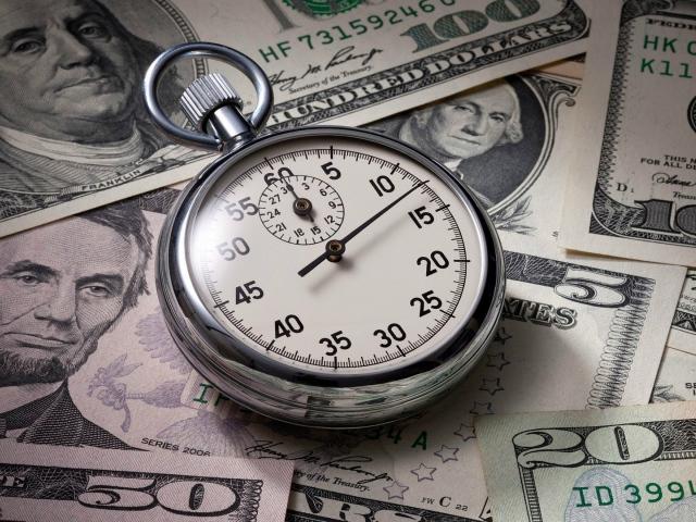 Кредит всего на месяц
