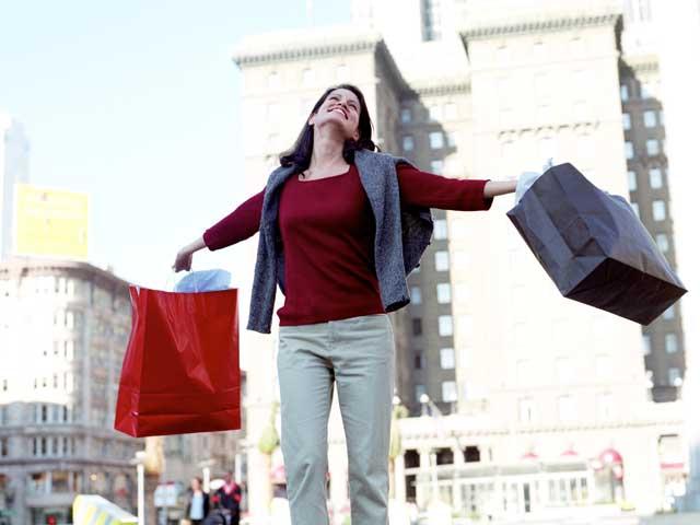 Кредиты на шопинг