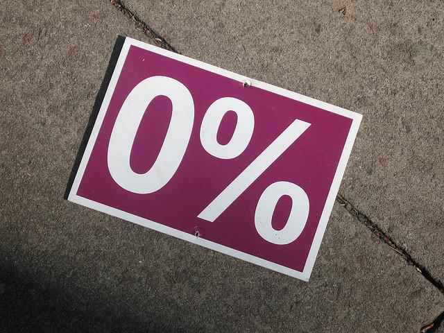 Самые мелкие проценты