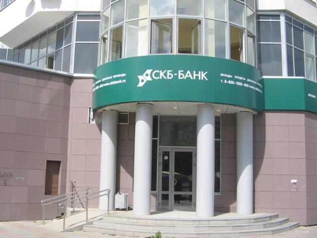 Мурманский СКБ банк выдает кредиты