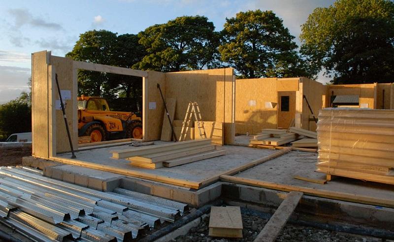 Кредиты Газпромбанка на строительство дома