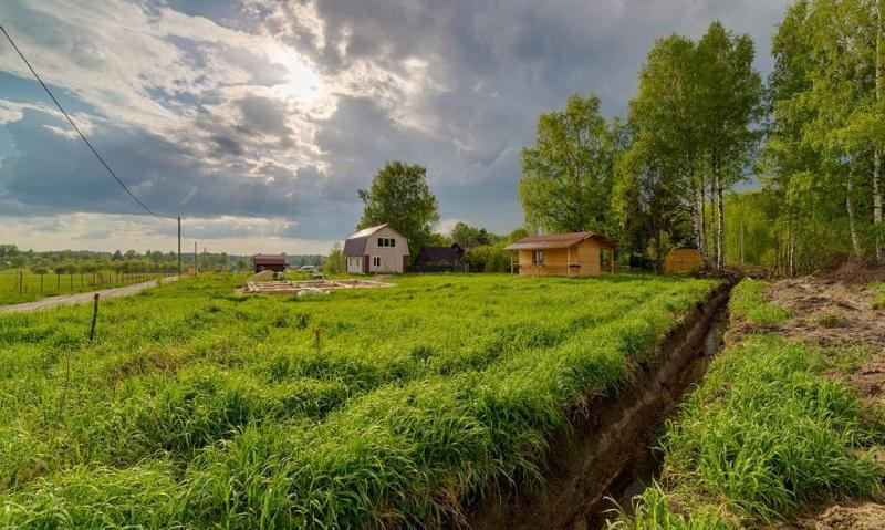 Кредиты на покупку участков в Пскове