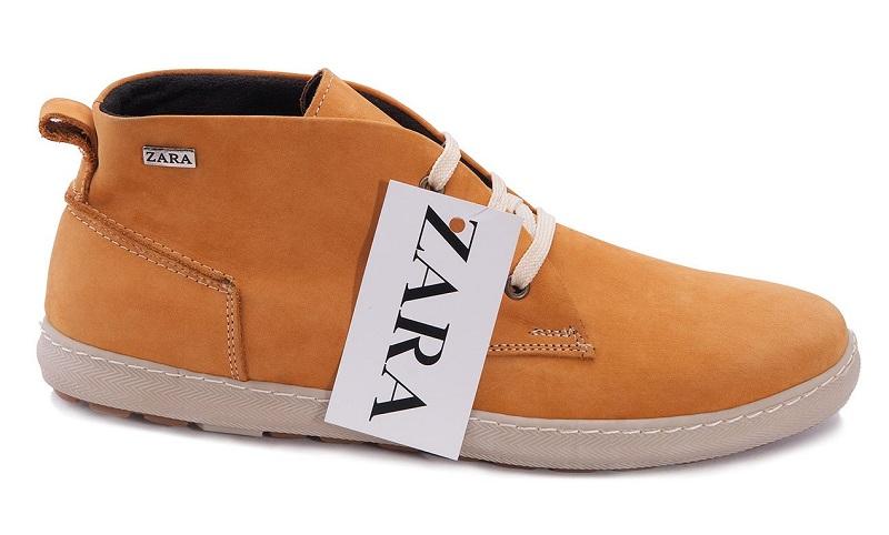Покупаем обувь Zara в кредит