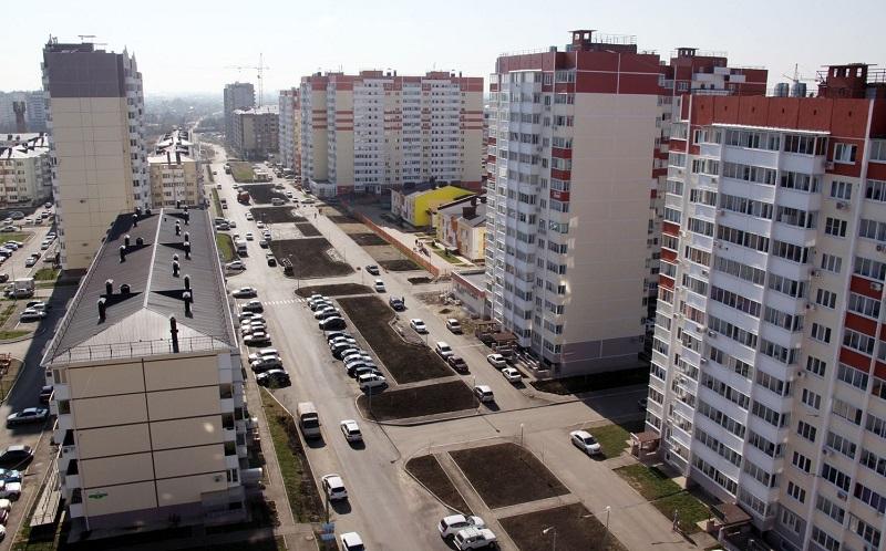 Банк Жилищного Финансирования кредитует Краснодар