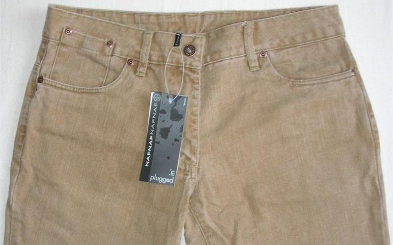 Приобретаем джинсы naf naf в кредит