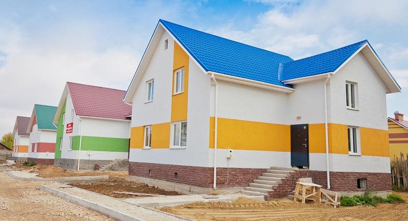 Строим дома в Копейске в кредит