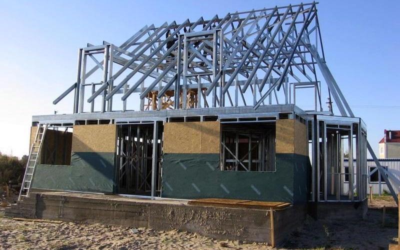 Строим в Оренбурге дом в кредит