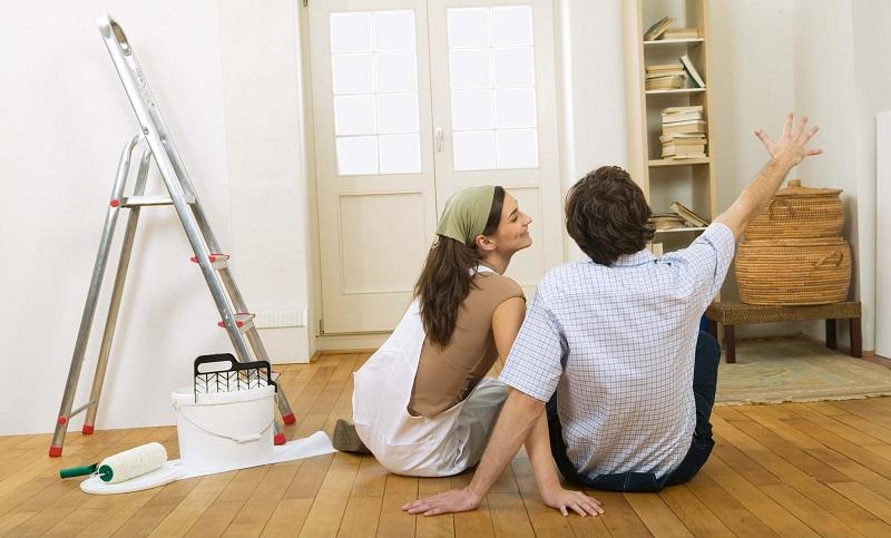 Ремонтируем квартиру в Сочи в кредит