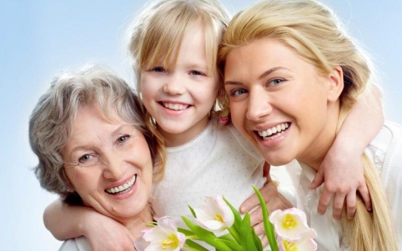 Подарки на день матери в кредит для томичей
