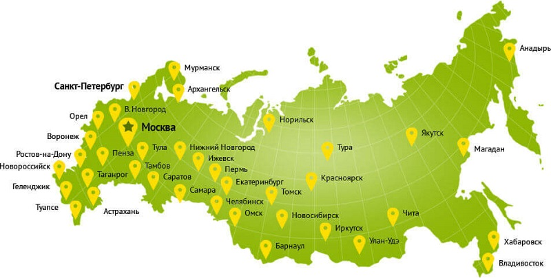 Банк Открытие внедряет систему геолокации