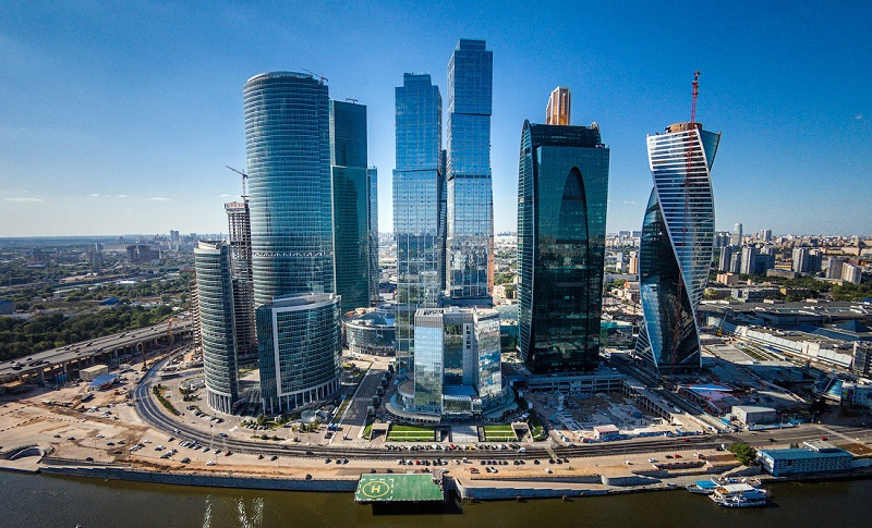Сбербанк переезжает в Москва Сити