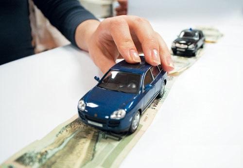 Софинансирование автокредита