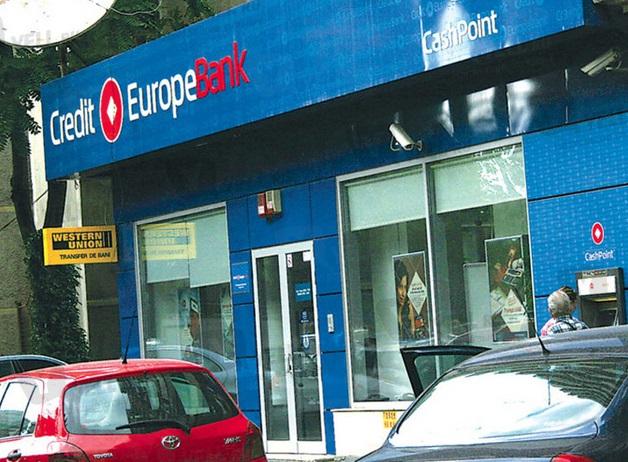 Кредит Европа Банк автокредит