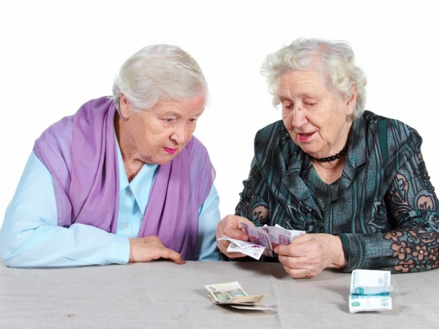 Кредиты неработающим пенсионерам