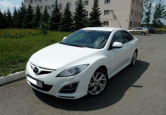 Авто с пробегом в кредит в Перми