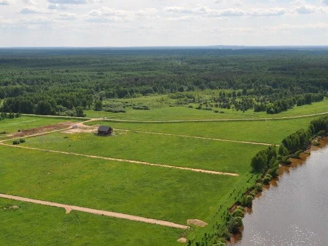 Участок для земельной ипотеки