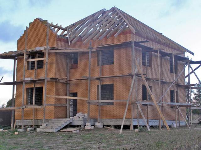 Кредиты на постройку дома в Курске