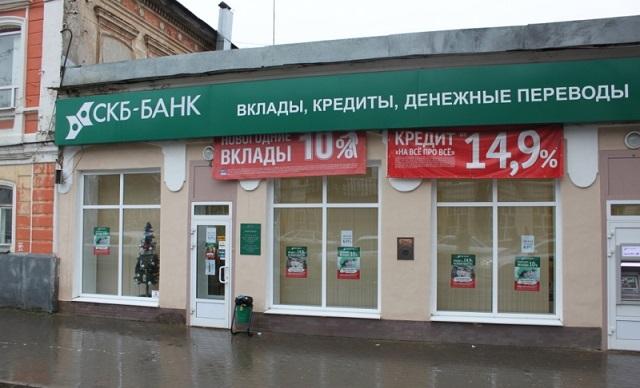 Таганрогский СКБ банк