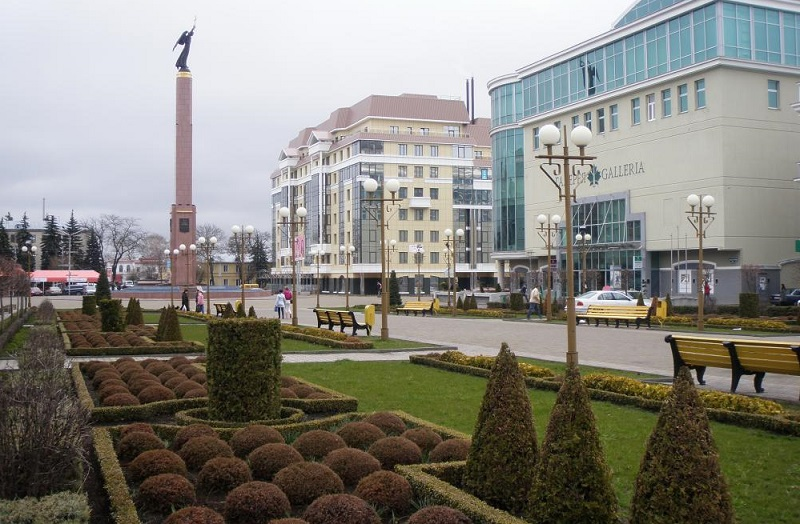 ВТБ Банк Москвы в Ставрополи