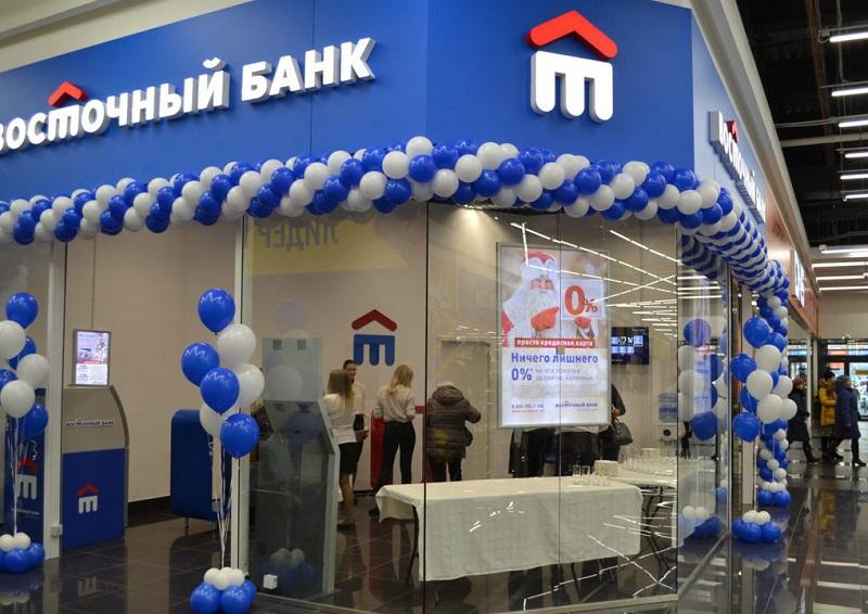 Восточный банк в Саранске
