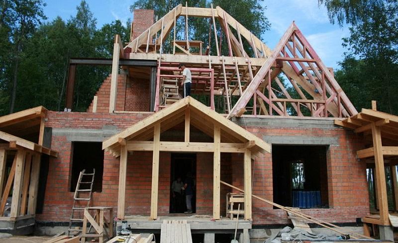 Кредит на строительство дома в Почта банке