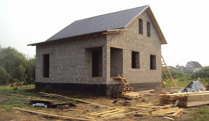 Кредит на строительство дома от Райффайзенбанка