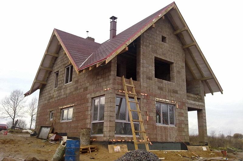 Кредиты Промсвязьбанка на строительство дома
