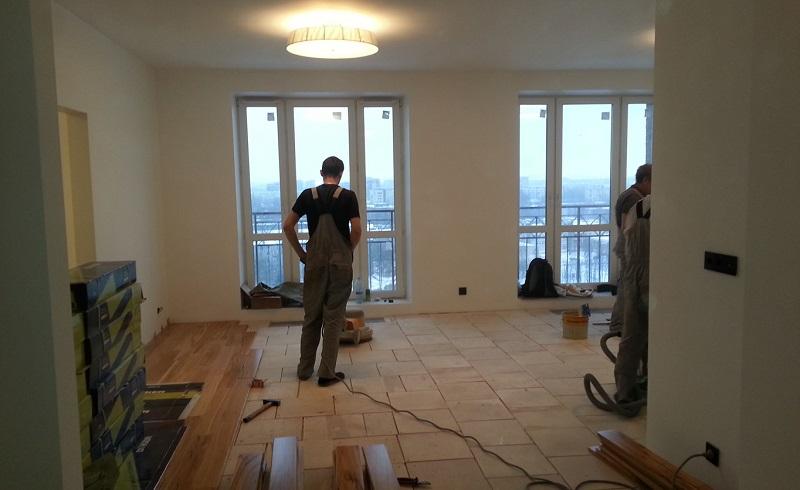 Ремонт квартиры в Петрозаводске в кредит