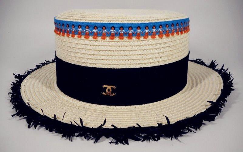 Шляпы chanel в кредит