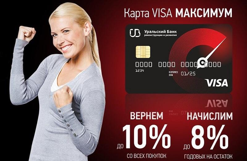 Кредитки УБРиР с льготным периодом