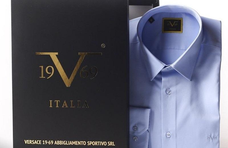Рубашки versace покупаются в кредит