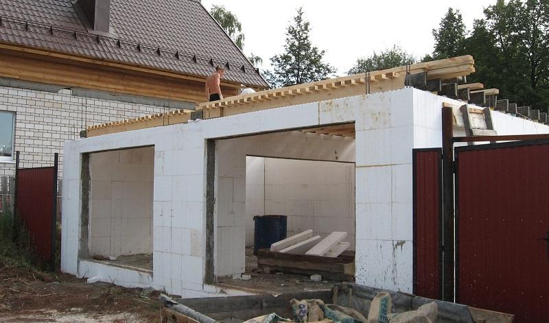 Строим в Кемерово гараж на кредитные деньги