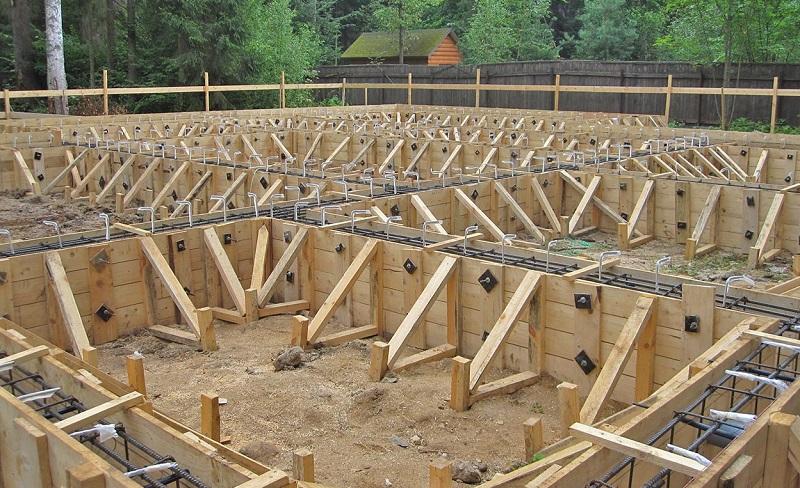 Строим в Старом Осколе фундамент в кредит