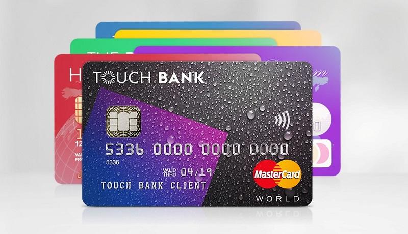 touch bank в коломне