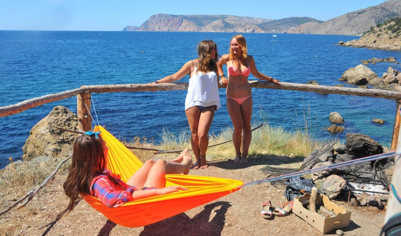 Жители Березников едут в Крым отдыхать в кредит