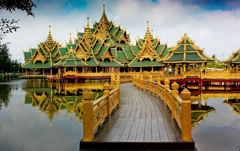 Жители Нового Уренгоя едут в Таиланд