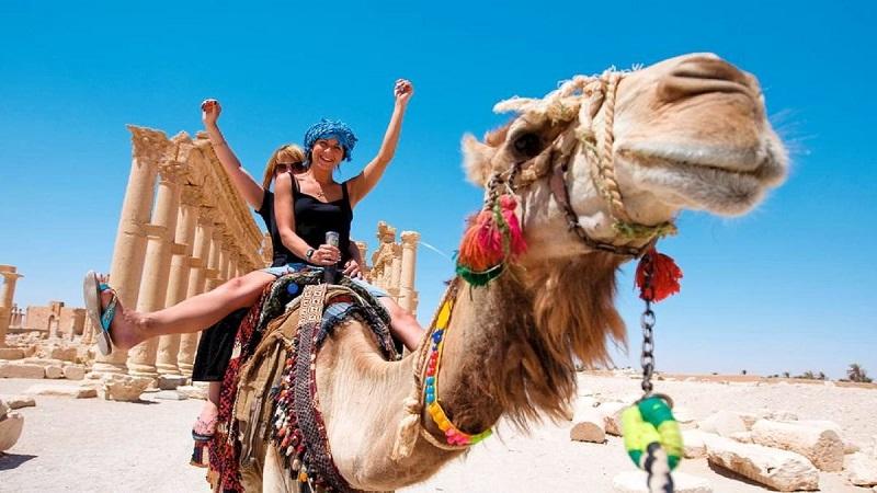 Жители Сызрани едут в Египет