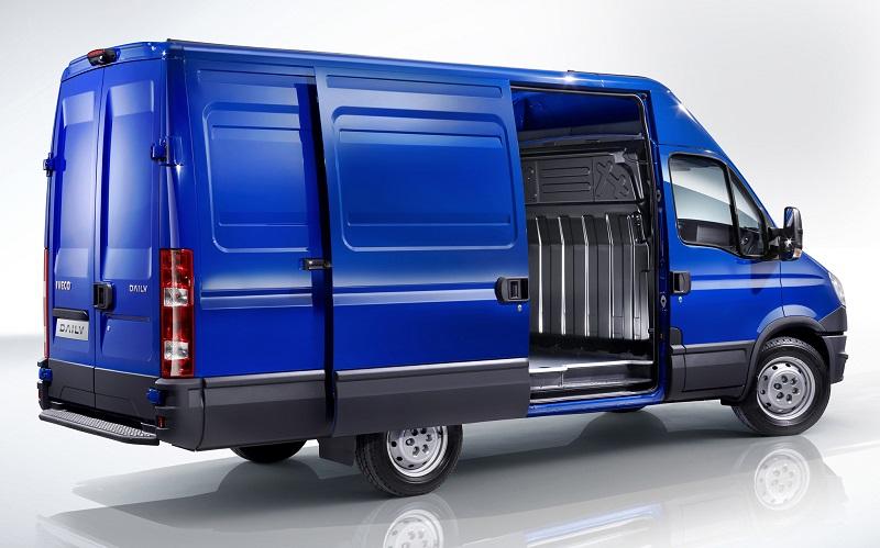 Грузовой фургон iveko в Челябинске в кредит