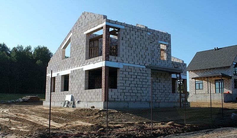 Строим дом в Хабаровске в кредит
