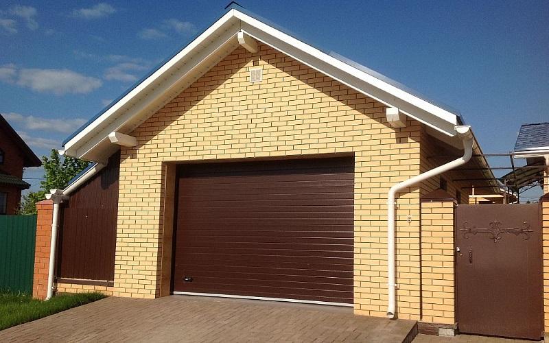 Строим гараж в Отрадном в кредит